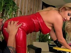 Home Slut Karina Shay Is Making  !