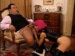 Girl In Latex Fucked And Fisted