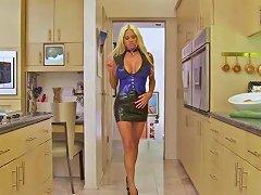 Hot Nikita In Latex Takes A Black Cock Porn 6d Xhamster