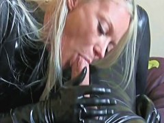 Latex Cum On Her Face Free Cum On Face Porn 0a Xhamster