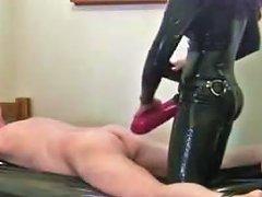 Latex Strapon Mistress