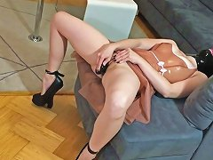 Bupshi Extreme Heels Plugs Masturbation Free Porn 92