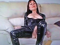 Danish Britt Show Pvc And Pussy Nr1 Free Porn 63 Xhamster