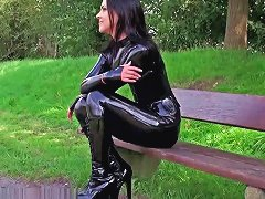 Valerie Latex Outdoor Free Babe Porn Video 11 Xhamster