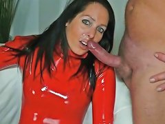 Fucked In Red Latex Free Amateur Porn Video D4 Xhamster
